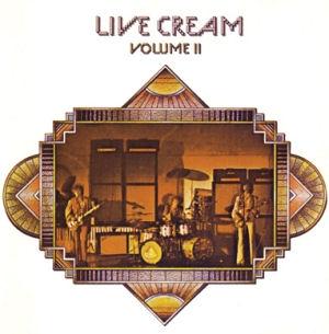Cream - Live Cream Volume 2 (Vinyl) LP