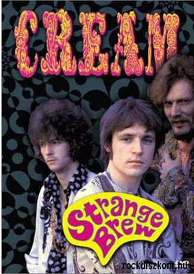 Cream - Strange Brew DVD