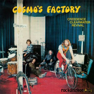 Creedence Clearwater Revival - Cosmo's Factory (Vinyl) LP