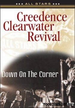 Creedence Clearwater Revival - Down On The Coner DVD