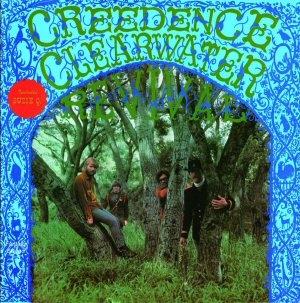 Creedence Clearwater Revival - Creedence Clearwater Revival (Vinyl) LP