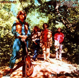 Creedence Clearwater Revival - Green River (Vinyl) LP