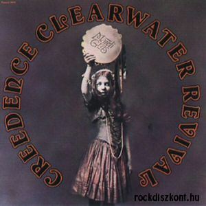 Creedence Clearwater Revival - Mardi Gras (Vinyl) LP