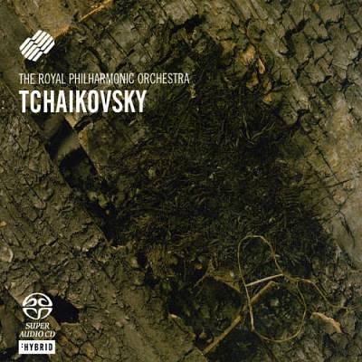 Pyotr Tchaikovsky - Violin Concerto Op 35 SACD