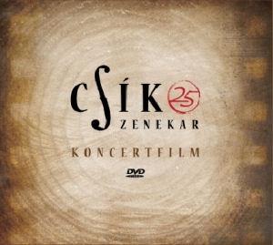 Csík Zenekar - 25 - Koncertfilm DVD