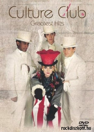 Culture Club - Greatest Hits DVD