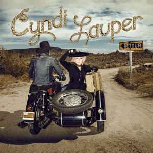 Cyndi Lauper - Detour CD