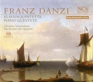 Franz Danzi - Piano Quintets SACD