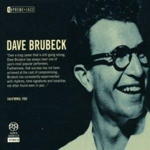 Dave Brubeck - Supreme Jazz SACD