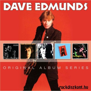Dave Edmunds - Original Album Series 5CD Box