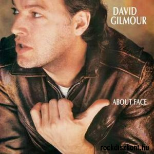 David Gilmour - About Face (Remaster 2006) CD