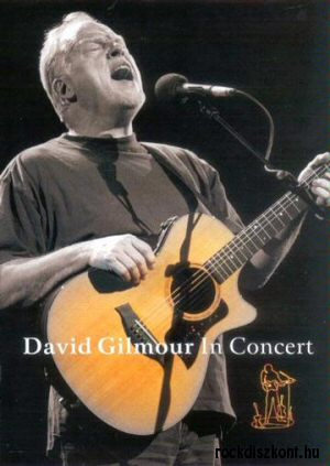 David Gilmour - In Concert DVD