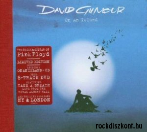 David Gilmour - On An Island (Limited Edition) CD+DVD