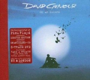 David Gilmour - On An Island (Limited Edition) CD+DVD