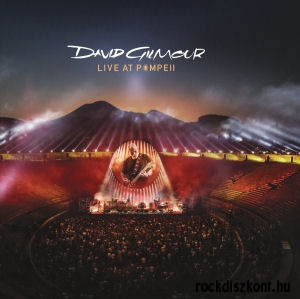 David Gilmour - Live At Pompeii (Vinyl) 4LP