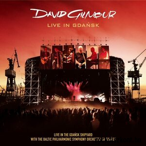David Gilmour - Live in Gdansk 2CD+DVD