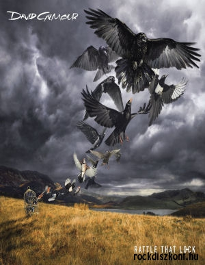David Gilmour - Rattle That Lock (Deluxe Box Set) CD+DVD+2Book