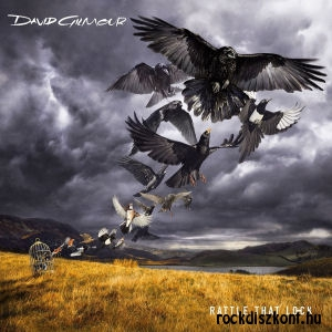 David Gilmour - Rattle That Lock CD+Book