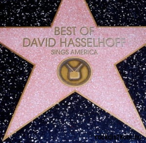 David Hasselhoff – Best of David Hasselhoff - Sings America CD