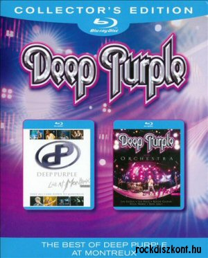 Deep Purple - The Best Of Deep Purple At Montreux (Collectors Edition) 2BD (Blu-ray Disc)