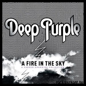 Deep Purple - A Fire In The Sky - A Career-Spanning Collection 3CD