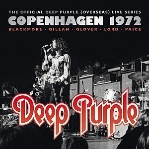 Deep Purple - Copenhagen 1972 (2013 remaster) 2LP