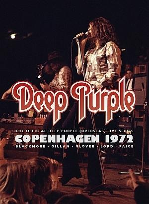 Deep Purple - Copenhagen 1972 (2013 remaster) DVD