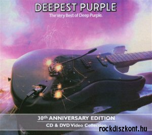 Deep Purple - Deepest Purple - The Very Best of (30th Anniversary Edition) CD+DVD