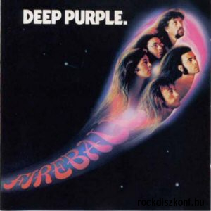 Deep Purple - Fireball (180 gram Vinyl) LP