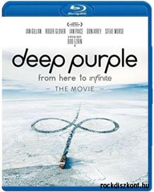 Deep Purple - From Here to InFinite - The Movie - Blu-ray
