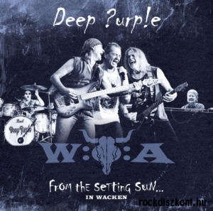 Deep Purple - From The Setting Sun... (In Wacken) 2CD+DVD