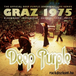 Deep Purple - Graz 1975 (2014 remaster) 2LP
