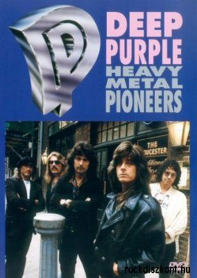 Deep Purple - Heavy Metal Pioneers DVD