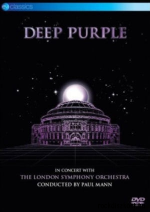 Deep Purple - In Concert with the London Symphony Orchestra DVD