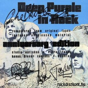 Deep Purple - Deep Purple In Rock (180 gram Vinyl) LP