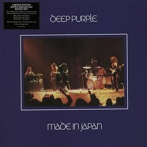 Deep Purple - Made in Japan (9 Vinyl Deluxe Box) 6LP+3EP