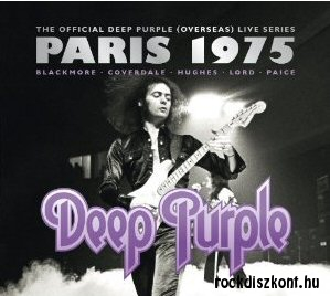 Deep Purple - Paris 1975 (2012 remaster) 3LP