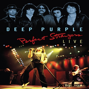 Deep Purple - Perfect Strangers Live 2LP+2CD+DVD