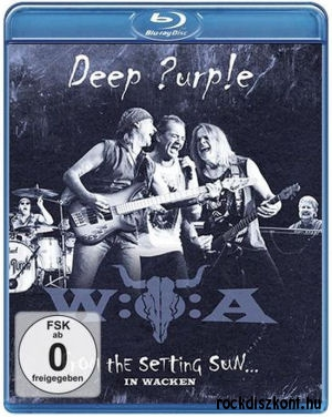 Deep Purple - From The Setting Sun... (In Wacken) The Live Experience in 3D! Blu-ray Disc