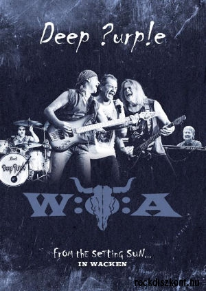 Deep Purple - From The Setting Sun... (In Wacken) DVD