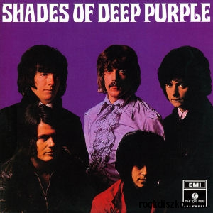 Deep Purple - Shades Of Deep Purple (Vinyl) LP