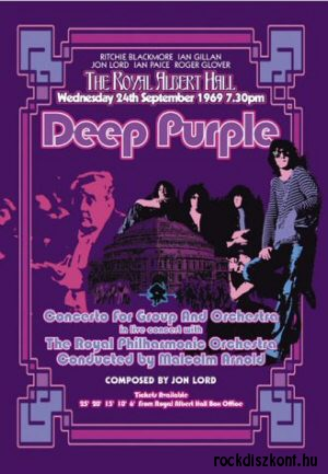 Deep Purple - Concerto For Group And Orchestra DVD