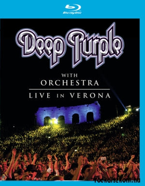 Deep Purple with Orchestra - Live In Verona BD (Blu-ray Disc)