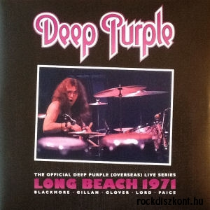 Deep Purple - Long Beach 1971 2LP