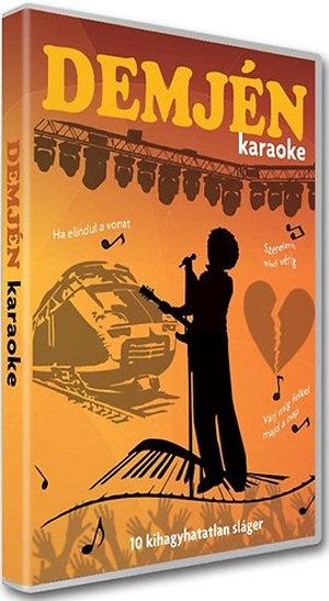 Demjén - Karaoke DVD