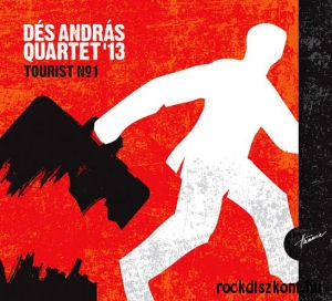 Dés András Quartet 13 - Tourist No.1 CD