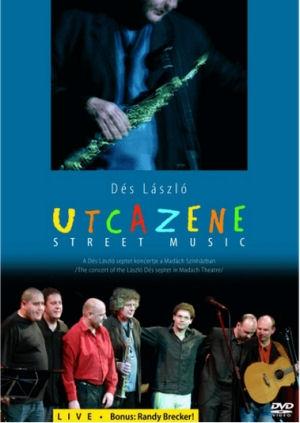 Dés László - Utcazene DVD