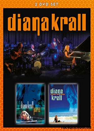 Diana Krall - Live in Paris / Live in Rio - 2DVD