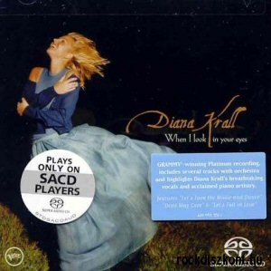 Diana Krall - When I Look in Your Eyes SACD