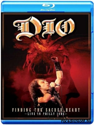 Dio - Finding the Sacred Heart - Live in Philly 1986 (Blu-ray)